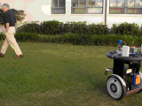 Autonomous Robotic Person Following