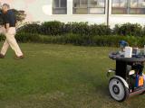 Autonomous Robotic Person Following