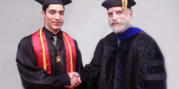 Class of 2017 Outstanding Graduate